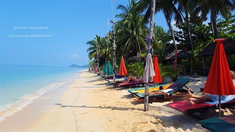 beach resort with long - 4