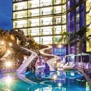 popular hotel chon buri - 1