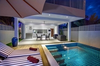 unique luxury pool villa - 2
