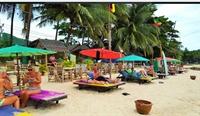 beach resort with long - 3