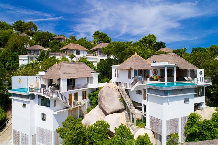 luxury pool villas business - 4